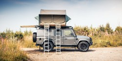 Announcing a new partnership with market-leading roof tents and equipment supplier