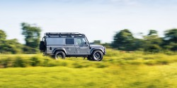 Top Gear Review: 'Twisted's Defender however, has one over Land Rover's own V8 Defender: it's better'