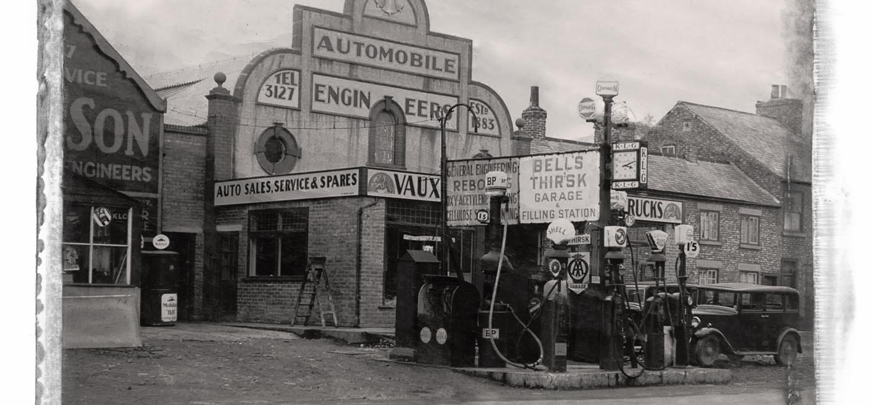Bells Garage
