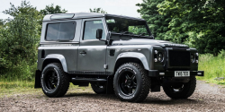GQ Magazine Review: 'The Twisted Land Rover Defender has 430BHP and you want one'