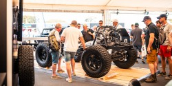 Twisted announce exciting new project at Goodwood Festival of Speed