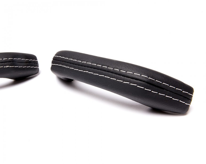 Leather door handles for Land Rover Defender