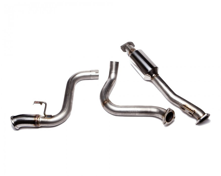 Defender 90 dual exhaust